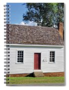 1809 Macarthy - Pope House - Clinton, Georgia 2 Spiral Notebook