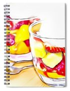19 Eat Me Now  Spiral Notebook