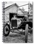 1915 Ford Model T Truck Spiral Notebook