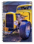 1931 Ford Model A 5 Window Coupe Spiral Notebook