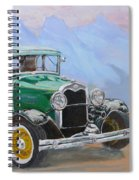 1932 Ford Model A  Spiral Notebook