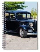 1933 Buick 50 Series Spiral Notebook