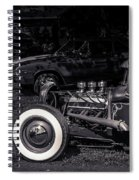 1934 Ford Pickup Hot Rod Spiral Notebook
