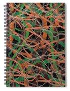 1950 Spiral Notebook