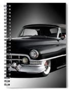 1951 Cadillac Series 62 Convertible Spiral Notebook