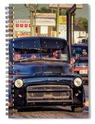 1951 Dodge Fargo Tractor Truck Spiral Notebook