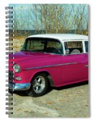 1955 Chevrolet 150  Spiral Notebook