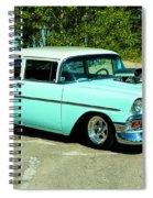 1956 Chevrolet Custom Model 2010  Spiral Notebook