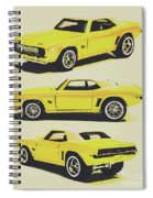 1969 Camaro Spiral Notebook