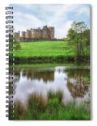 Alnwick - England Spiral Notebook