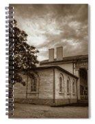 Arlington House Spiral Notebook
