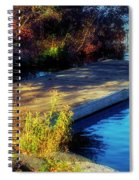 Autumn Colors In Kearney Lake Spiral Notebook