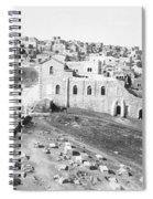 Bethlehem 19th Century Spiral Notebook