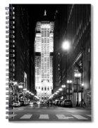 Cbot Spiral Notebook