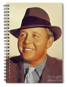 Charles Laughton, Vintage Actor Spiral Notebook
