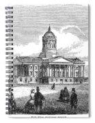 Charleston, 1857 Spiral Notebook