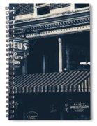 City News - Mansfield, Ohio Spiral Notebook
