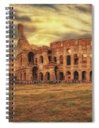Colosseo, Rome Spiral Notebook