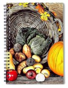 2 Eat Me Now  Spiral Notebook