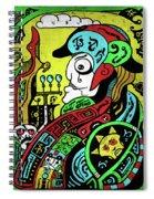 Emperor Spiral Notebook