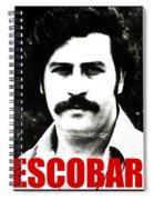 Escobar Spiral Notebook