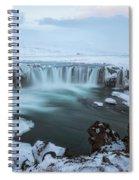 Godafoss - Iceland Spiral Notebook