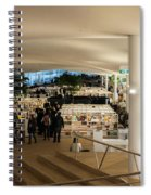 Helsinki Central Library Spiral Notebook