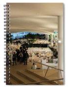 Helsinki Central Library Spiral Notebook