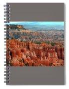 Hoodoo's Bryce Canyon  Spiral Notebook