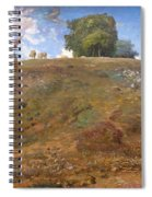 In The Auvergne Spiral Notebook
