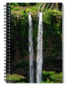 Mauritius. The 90 Meter High Twin Spiral Notebook