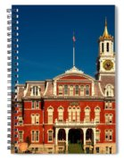 Norwich City Hall Spiral Notebook