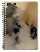 2 O'clock  Spiral Notebook