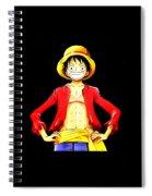 Onepiece Spiral Notebook