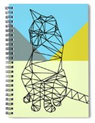 Party Cat Spiral Notebook