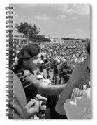 Raul Castro  Spiral Notebook