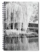 Reflections Of The Landscape Spiral Notebook