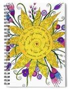 Sat Nam Spiral Notebook
