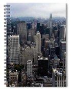 Sky High  Spiral Notebook