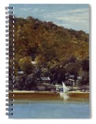 The Camp, Sirius Cove Spiral Notebook