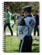 Trumpet Spiral Notebook