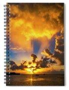 2016 First Sunrise 2 Spiral Notebook