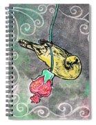 2018 Septembird 17 Spiral Notebook