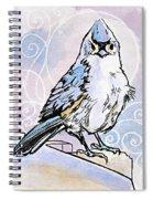 2018 Septembird 3 Spiral Notebook