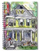 2208 Market Street 2 Spiral Notebook
