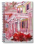 2208 Market Street 3 Spiral Notebook