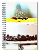 23 Eat Me Now  Spiral Notebook