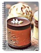 25 Eat Me Now  Spiral Notebook