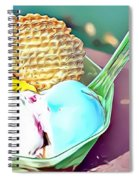 27 Eat Me Now  Spiral Notebook