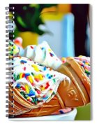 28 Eat Me Now  Spiral Notebook